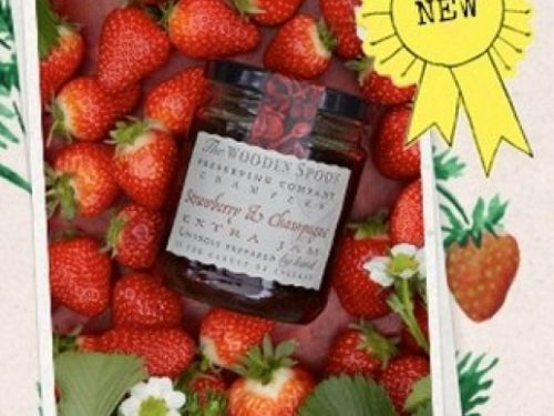 Strawberry Jam new gift