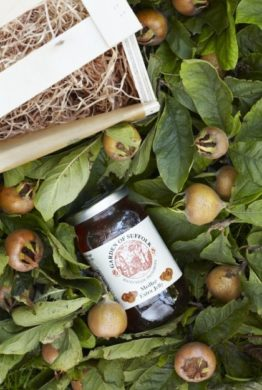 The Medlar Gift Box Close Up
