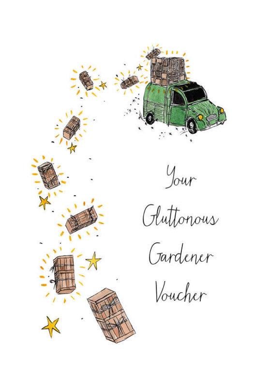 Gluttonous Gardener Gift Voucher