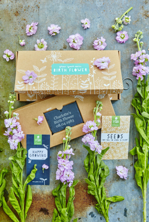 Grow Your Own May Birthday Flowers