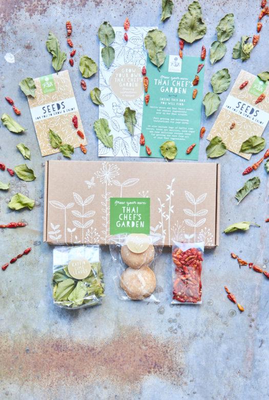 Grow Your Own Thai Chefs Garden Gift