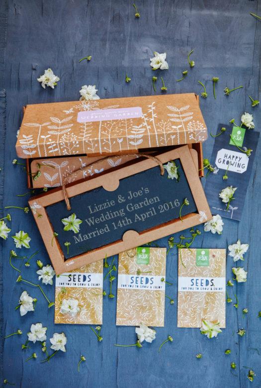 Grow Your Own Wedding Garden Gift