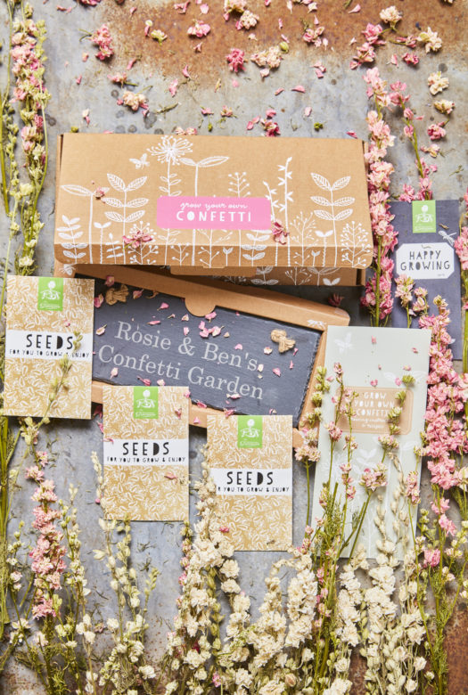 Grow Your Own Confetti Gift