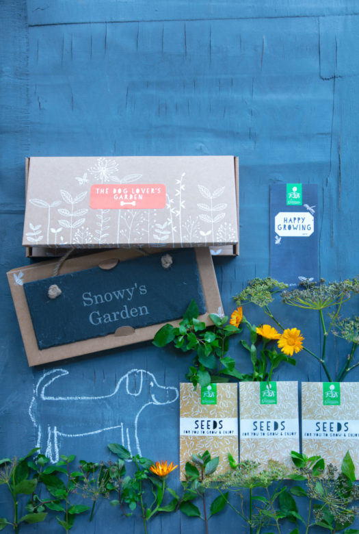 Personalised Dog Lovers Garden Gift