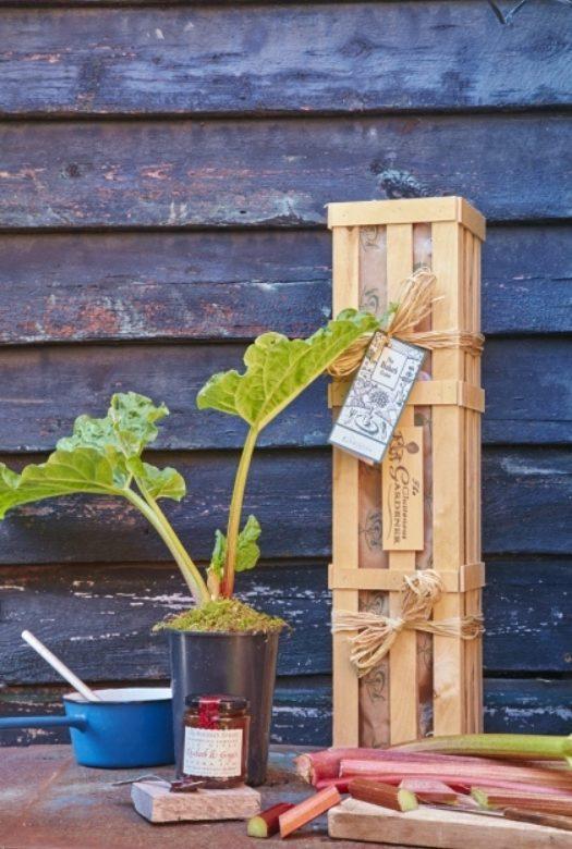 The Rhubarb Gift Crate