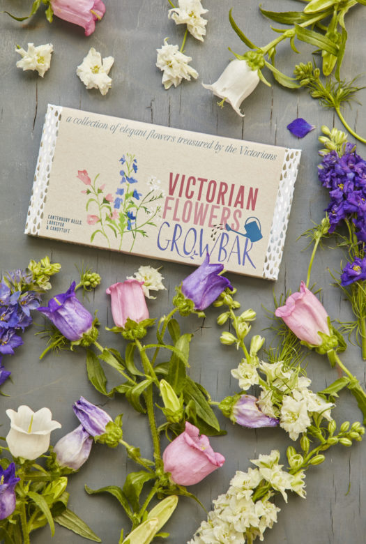 Victorian Flowers Growbar