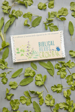 Biblical Flowers Growbar