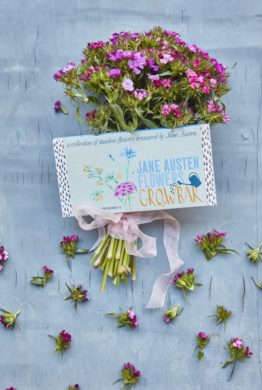 Jane Austen Flowers Growbar
