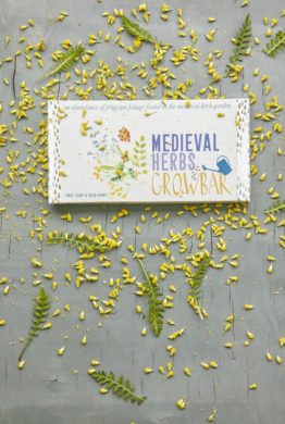 Medieval Flowers Growbar